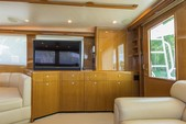 58 ft. Viking Yacht 56 Convertible Express Cruiser Boat Rental Miami Image 13