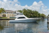 58 ft. Viking Yacht 56 Convertible Express Cruiser Boat Rental Miami Image 14