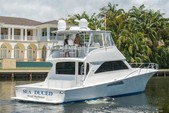 58 ft. Viking Yacht 56 Convertible Express Cruiser Boat Rental Miami Image 15