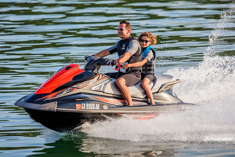 Rent a Yamaha jet ski_/_personal_water_craft in Fort Worth, TX near me