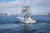 28 ft. Henriques Yachts 28 Express Fish Cruiser Boat Rental San Diego Image 7