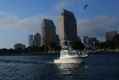 28 ft. Henriques Yachts 28 Express Fish Cruiser Boat Rental San Diego Image 5