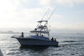 28 ft. Henriques Yachts 28 Express Fish Cruiser Boat Rental San Diego Image 8