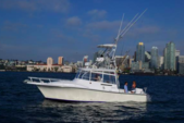 28 ft. Henriques Yachts 28 Express Fish Cruiser Boat Rental San Diego Image 18