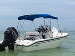 18 ft. Boston Whaler 18 Dauntless Center Console Boat Rental Washington DC Image 5