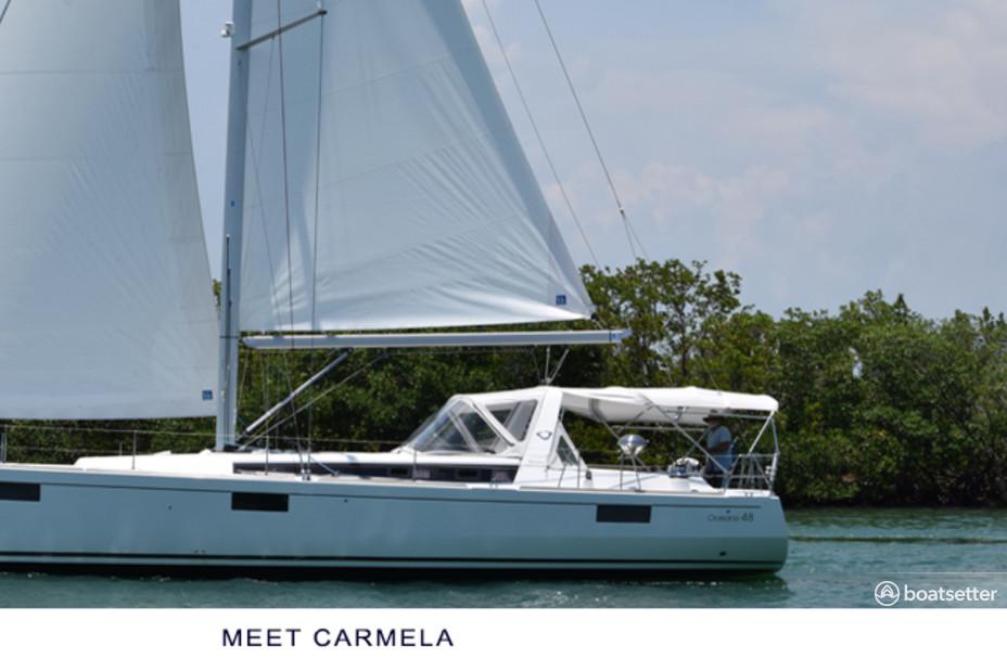 Rent a Beneteau USA sloop in Miami Beach, FL near me