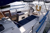 34 ft. Catalina 34 Fin Cruiser Boat Rental New York Image 14