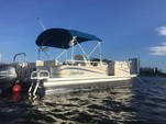 23 ft. Godfrey Marine Sweetwater 2386 FS Pontoon Boat Rental West Palm Beach  Image 1