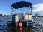 23 ft. Godfrey Marine Sweetwater 2386 FS Pontoon Boat Rental West Palm Beach  Image 3