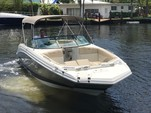 24 ft. Deck Boat 24 Cruiser Boat Rental Miami Image 5