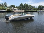 24 ft. Deck Boat 24 Cruiser Boat Rental Miami Image 8