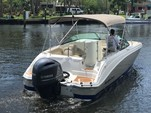 24 ft. Deck Boat 24 Cruiser Boat Rental Miami Image 9