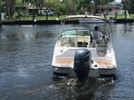 24 ft. Deck Boat 24 Cruiser Boat Rental Miami Image 10