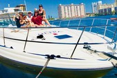 27 ft. Boston Whaler 270 Outrage Center Console Boat Rental Miami Image 44