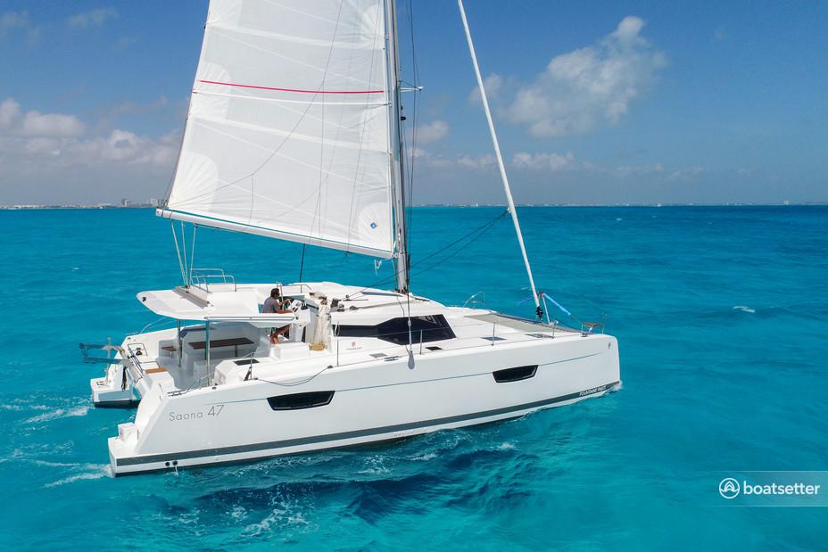 Rent a Other catamaran in Cancún, Q.R. near me