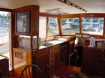 42 ft. Grand Banks 42 Classic Motor Yacht Boat Rental Sarasota Image 3