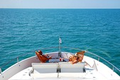 76 ft. Lazzara Marine 76 Motor Yacht Boat Rental Fort Myers Image 1