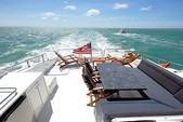 76 ft. Lazzara Marine 76 Motor Yacht Boat Rental Fort Myers Image 4