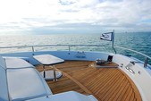 76 ft. Lazzara Marine 76 Motor Yacht Boat Rental Fort Myers Image 5