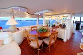 76 ft. Lazzara Marine 76 Motor Yacht Boat Rental Fort Myers Image 7
