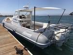 40 ft. Aqua Pro Raider 1200 Rigid Inflatable Boat Rental San Francisco Image 1