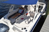 25 ft. Chaparral Boats 250 Suncoast Bow Rider Boat Rental Fort Myers Image 7