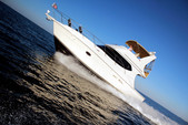 40 ft. Silverton Marine 38 Convertible Mega Yacht Boat Rental Miami Image 4