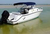 25 ft. Mako Marine 243 Walkaround Walkaround Boat Rental Tampa Image 1