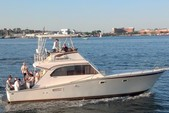42 ft. Post Marine 42 Fisher/Cruiser Flybridge Boat Rental Boston Image 1