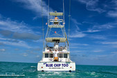 50 ft. Carolina Classic Boats 50' Motor Yacht Boat Rental The Keys Image 3