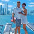 48 ft. Silverton Marine 48 Motor Yacht Cruiser Boat Rental Miami Image 33