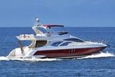 62 ft. Azimut Yachts 62 Cruiser Boat Rental Zapopan Image 1