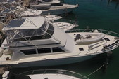 60 ft. Hatteras Yachts fisherman Center Console Boat Rental Puerto Vallarta Image 2