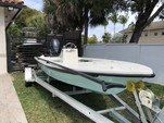 "17 ft. Maverick 17 Mirage HPX ""V"" w/F90HP Yamaha Flats Boat Boat Rental Miami Image 1"