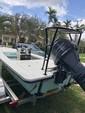 "17 ft. Maverick 17 Mirage HPX ""V"" w/F90HP Yamaha Flats Boat Boat Rental Miami Image 2"