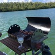 "36 ft. Sea Ray Boats Express Cruiser 36"" Cruiser Boat Rental Miami Image 17"