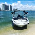 20 ft. Glastron Boats GT200  Ski And Wakeboard Boat Rental Miami Image 3
