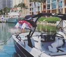 20 ft. Glastron Boats GT200  Ski And Wakeboard Boat Rental Miami Image 5
