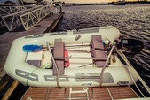 32 ft. Regal Boats 3060 Window Express Cruiser Boat Rental Los Angeles Image 15