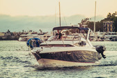 32 ft. Regal Boats 3060 Window Express Cruiser Boat Rental Los Angeles Image 2