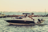 32 ft. Regal Boats 3060 Window Express Cruiser Boat Rental Los Angeles Image 3