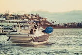 32 ft. Regal Boats 3060 Window Express Cruiser Boat Rental Los Angeles Image 5