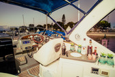 32 ft. Regal Boats 3060 Window Express Cruiser Boat Rental Los Angeles Image 8