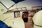 32 ft. Regal Boats 3060 Window Express Cruiser Boat Rental Los Angeles Image 7