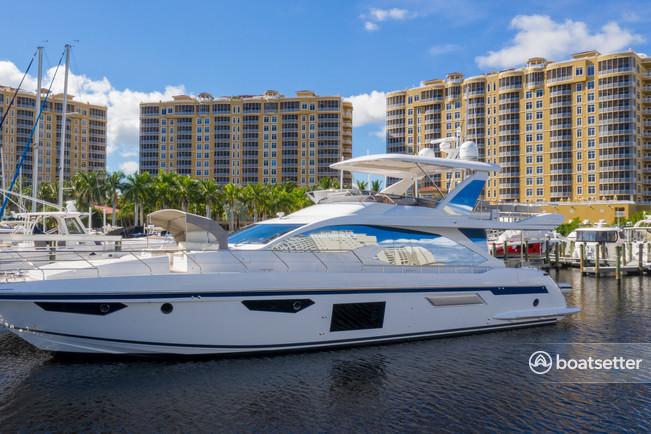 Rent a Azimut Yachts mega yacht in Cape Coral, FL near me