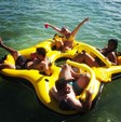 26 ft. Beachcat Boats 26 Family Cat Catamaran Boat Rental Miami Image 9