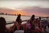 26 ft. Beachcat Boats 26 Family Cat Catamaran Boat Rental Miami Image 12