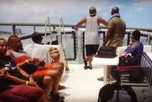 26 ft. Beachcat Boats 26 Family Cat Catamaran Boat Rental Miami Image 13