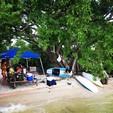 26 ft. Beachcat Boats 26 Family Cat Catamaran Boat Rental Miami Image 14