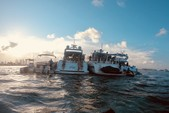 26 ft. Beachcat Boats 26 Family Cat Catamaran Boat Rental Miami Image 22